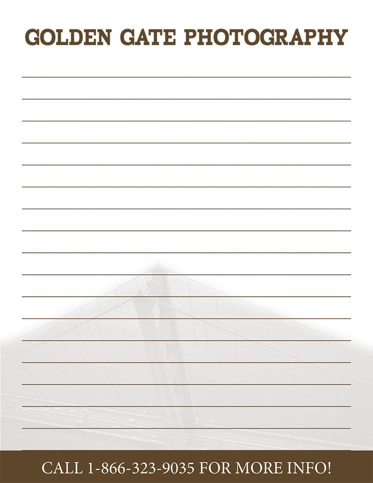 4 1/4 x 5 1/2 Note Pad