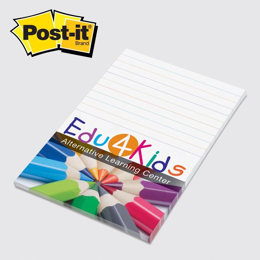 Sticky Notes Plus: 4x6 Post-It Sticky Note